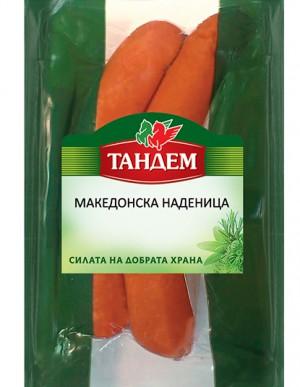 Тандем Македонска наденица