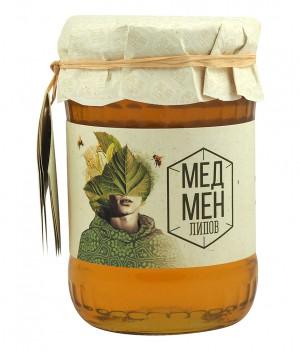 Златен мед Липов пчелен мед