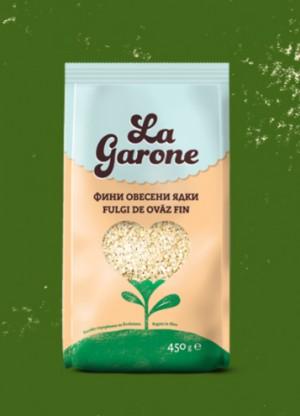 La Garone Овесени ядки