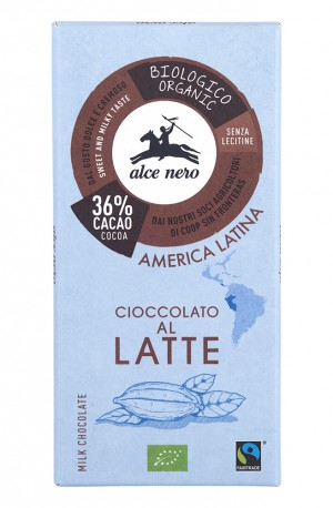 Alce Nero Шоколад