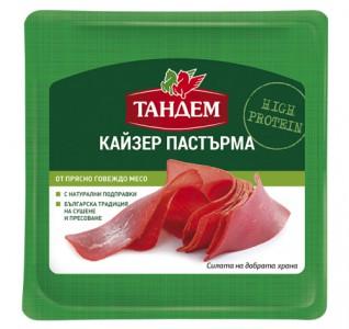 Тандем Пастърма