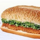 Burger king сандвич Original Chicken Club