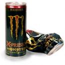 Monster energy енергийна напитка
