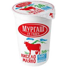 Мургаш Мляко