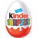 Kinder surprise шоколадово яйце