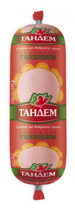 Тандем Телешки колбас