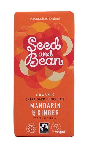 Seed and bean Шоколад