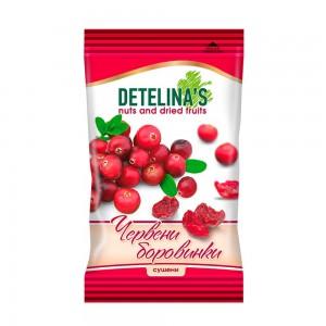 Детелина Червени боровинки