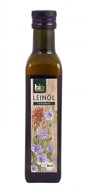 Bio zentrale Ленено олио