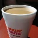 Dunkin' donuts кафе