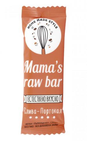 Mama's raw bar Суров бар