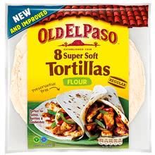 Old El Paso Тортили