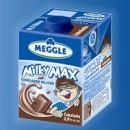 Meggle milky max прясно мляко