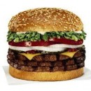 Burger king бъргър  Whopper