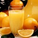 Сок от портокал и кайсия
