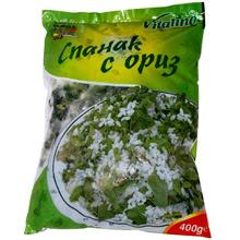 Виталино Спанак с ориз