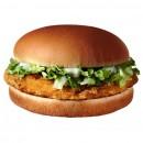 Mcdonald's пилешки бургер