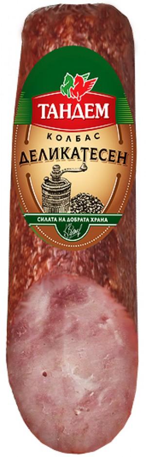 Тандем Деликатесен колбас
