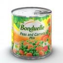 Bonduelle грах с моркови