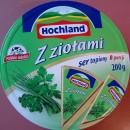 Hochland топено сирене