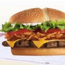 Burger king бъргър Angus Steak