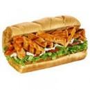 Subway сандвич с пилешко