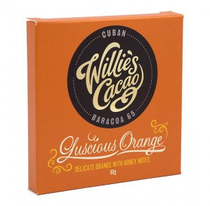 Willie's cacao Шоколад