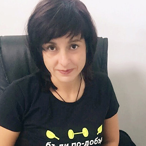 Марина Динкова