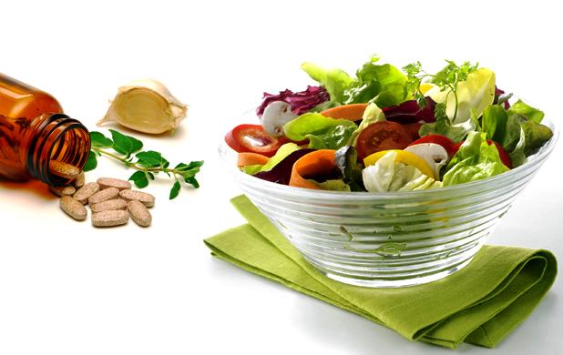 Хранителни добавки при вегетарианци