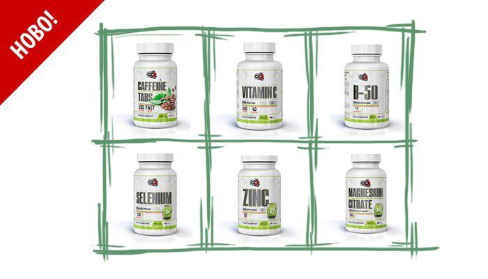 Нови здравословни продукти от Pure Nutrition