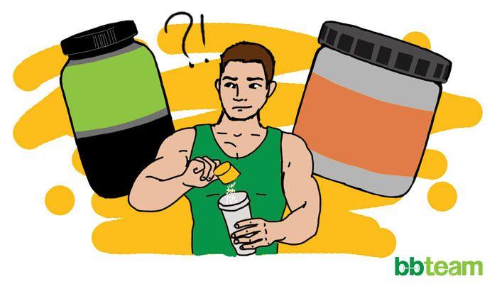 Какви аминокиселини да изберем?