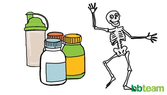 Добавки за по-здрави стави и сухожилия