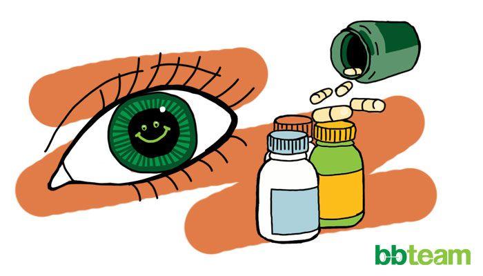 Добавки за профилактика на зрението