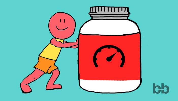 Хранителни добавки за забързване на метаболизма