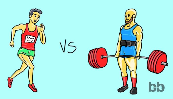 Издръжливост vs сила