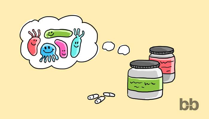 Стабилност на пробиотиците