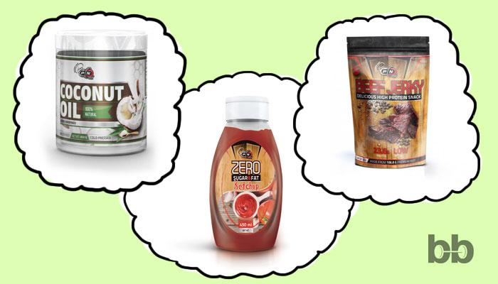 Нови хранителни продукти от Pure Nutrition