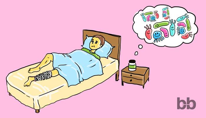 Пробиотици и пребиотици срещу следоперационни инфекции