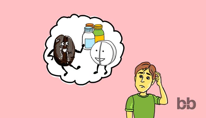 Зависимостта между кофеина и гените