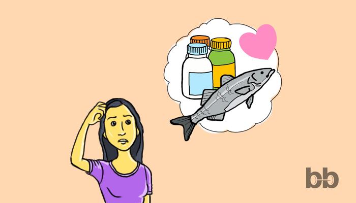 Рибеното масло и сърдечното здраве