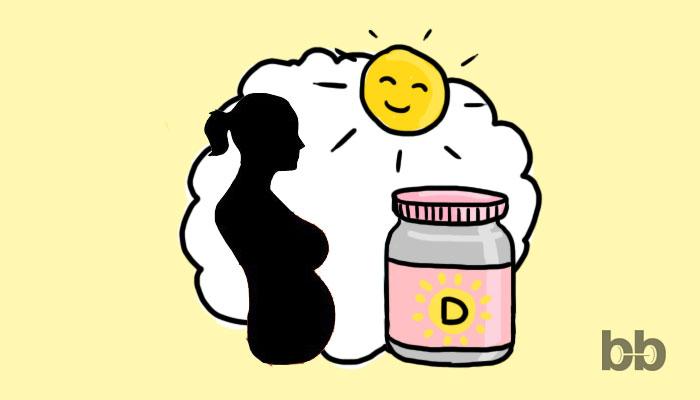 Как влияе витамин D по време на бременност?