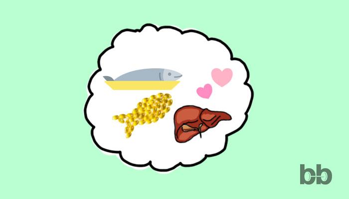 Рибеното масло и ефекта му върху черния дроб