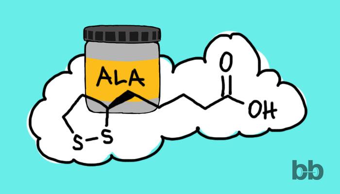 Алфа липоева киселина и метаболитните заболявания