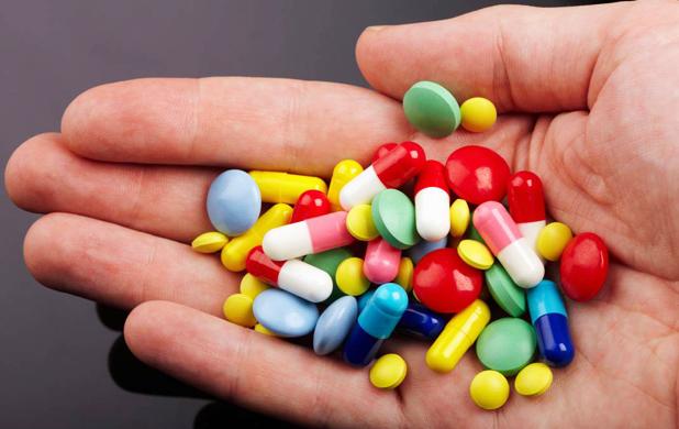 Предозиране с витамини и минерали