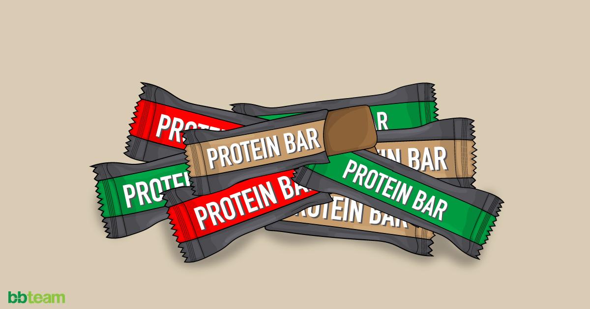 Как да изберем по-добрия протеинов бар?