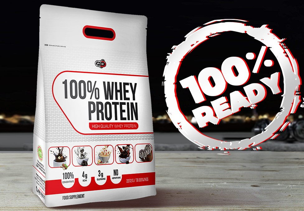 100% Whey Protein от Pure Nutrition