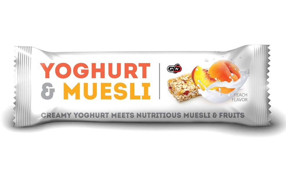 Yoghurt and Muesli Bar - нов страхотен десерт от Pure Nutrition!