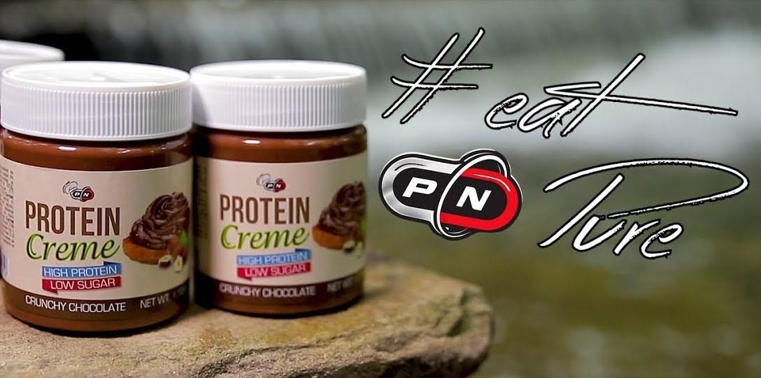 Protein Creme с вкус хрупкав шоколад е отново наличен!
