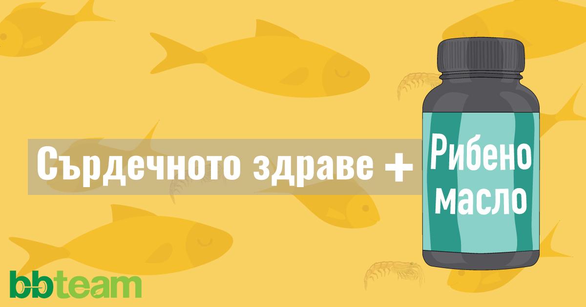Рибеното масло и сърдечното здраве - Част II