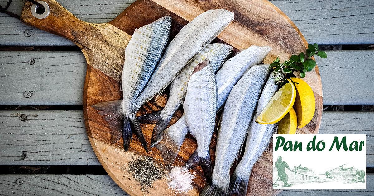 Pan do Mar - храната от морето!